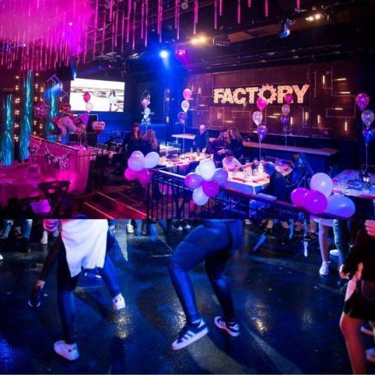 factory event מקום לאירועים בחיפה  לבר מצווה
