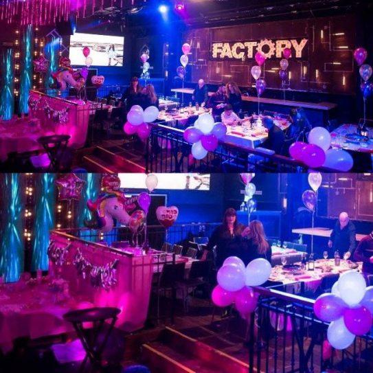 factory event מקום לחגוג בו בחיפה