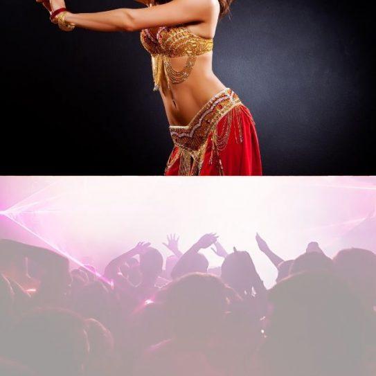 רקדניות בטן לאירוע בת מצווה