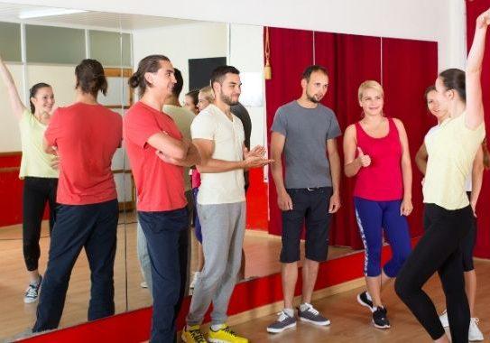 רקדנים לאירוע - סטודיו
